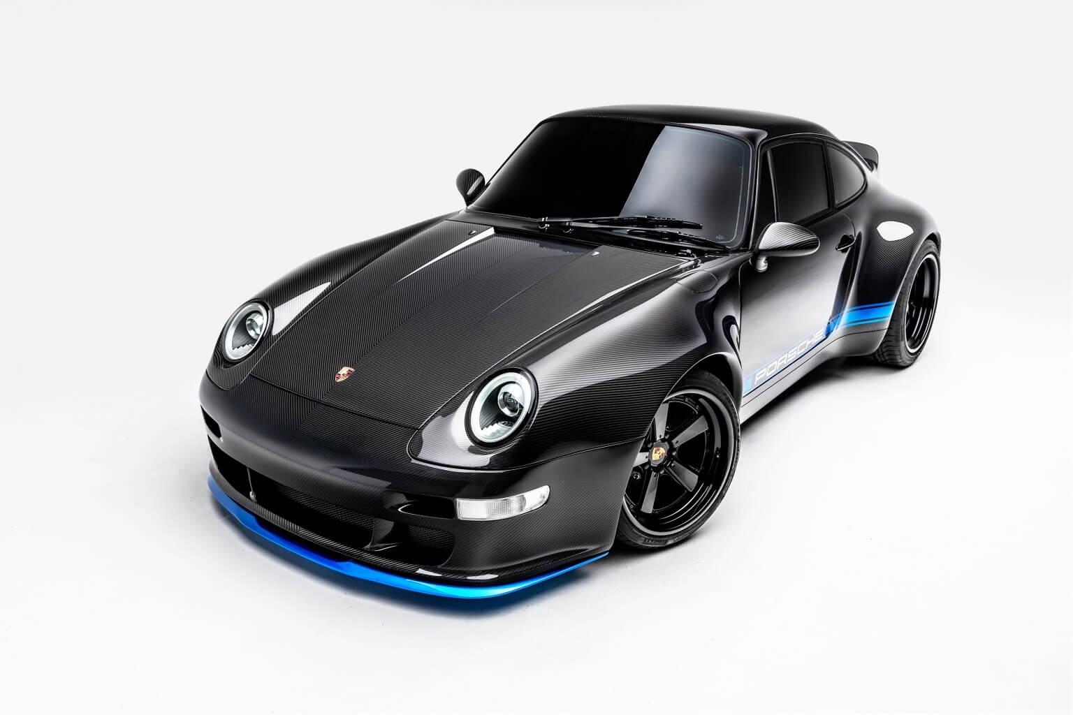 Gunther Werks Porsche 993
